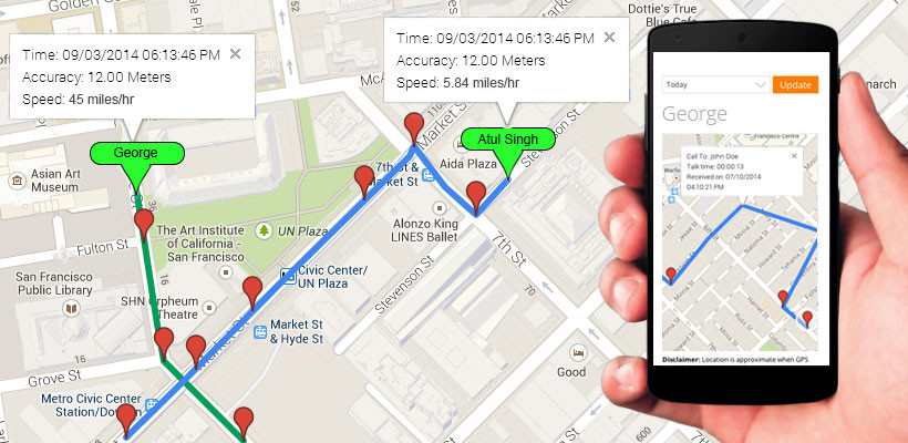 GPS Tracker for Children1